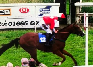 Lord Rococco wins at Hexham.