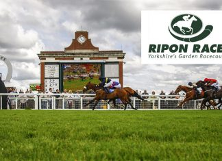 Three cheers to Ripon!