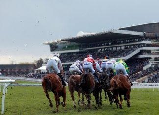 Cheltenham Festival - lucky to go ahead in wake of coronavirus