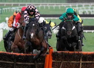 Call me Lord winning at Cheltenham in December