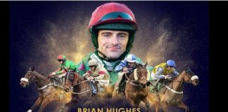Brian Hughes announced as National Hunt Champion jockey