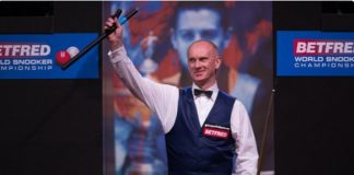 Peter Ebdon, former world snooker champion, racehorse breeder and owner