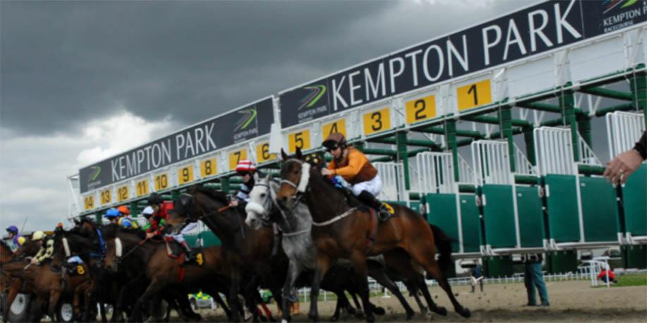 Giant step for Gosden at Kempton