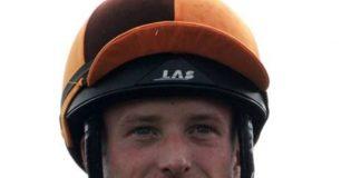 Jack Mitchell rode 12-1 fromthehorsesmouth.info winning tip Prado. Photo: Twitter