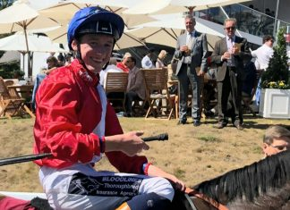 David Egan tipped to land the Dubai Duty at Ascot on Australis.