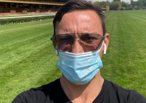 Frankie Dettori: Nothing better than Royal Ascot with people.