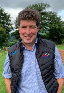 Trainer Iain Williams saddled fromthehorsesmouth.info winning tip Noble Behest at Newton Abbot. Photo: Twitter.