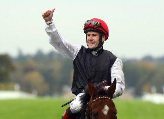 Derby winning Jockey Pat Smullen dies aged 43