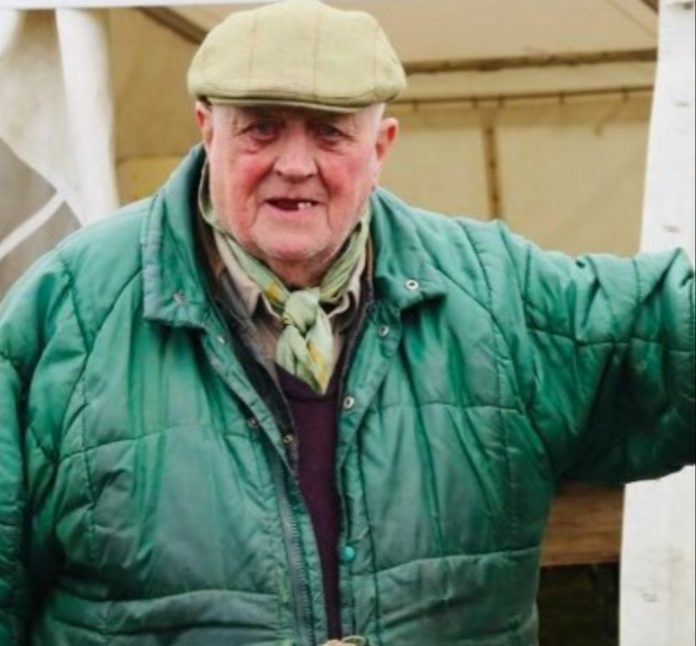 Mick Easterby: In tears after 21 year old Blue Spinnaker suffered injury.