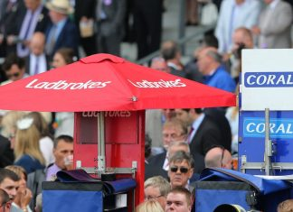 Ladbrokes and Coral withdraw from on-course racecourse rings in Britain and Ireland