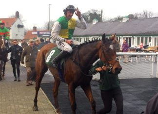 Cloth Cap (3.00) carries just 10st, tipped each-way by fromthehorsesmouth.info in Ladbrokes Grade 3 Trophy Chase at Newbury.