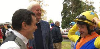 John Egan rode 80-1 Nuits St Georges at Doncaster.
