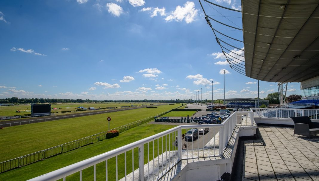 Kempton racecourse targeted by arsonists