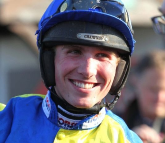 Harry Cobden: completed fromthehorsesmouth.info 33-1 Kempton treble on Mcfabulous.