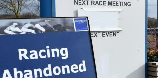 Cheltenham's Festival Trials Day meeting on Saturday abandoned