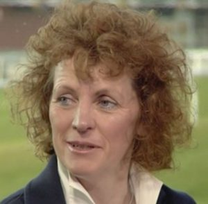 Bryony Cullen: misses Cheltenham Festival to celebrate 50th birthday.