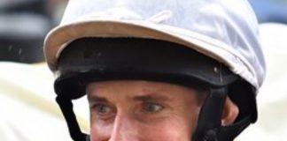 Ryan Moore rides Crackling (2.35) Convertible (3.10) at Lingfield Park.