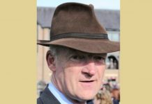 Willie Mullins trained Al Boum Photo's tilt at third consecutive win in Cheltenham Gold Cup.