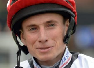 Ryan Moore rides Ahdab (12.15); Tone The Barone (1.25) and Thank You Next (2.00) at Lingfield.