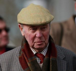 Trevor Hemmings: bids for fourth Aintree Grand National win.