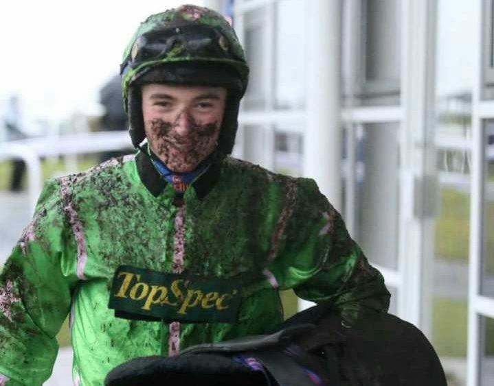 Jockey Tom Midgley: tips Bristol De Mai in Grand National.