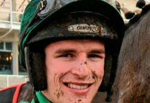 Mister Fogpatches (11-2) ridden by Danny Mullins each-way fromthehorsesmouth.info Punchestown winning tip.