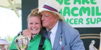After breaking her back in 2015 Joanna Mason crowned joint leading jockey at Beverley
