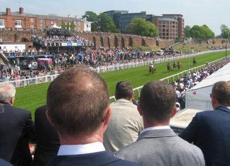 Cheter racecourse