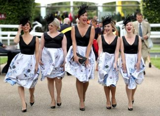Glorious Goodwood Ladies Day