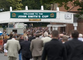 MOUNTAIN ANGEL TO RISE TO THE OCCASION AT YORK