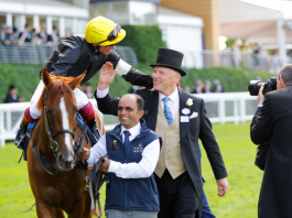 Dettori rides Extravagant Kid in King Stand Stakes at Royal Ascot