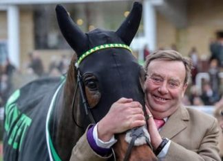 Nicky Henderson: Got the stamina for 5-day Cheltenham Festival.
