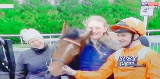 Goring storms to victory at Lingfield Park.