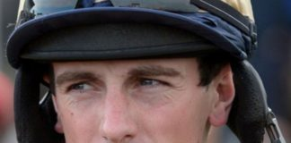 Brian Hughes: to be named champion jockey. Photo: Twitter.