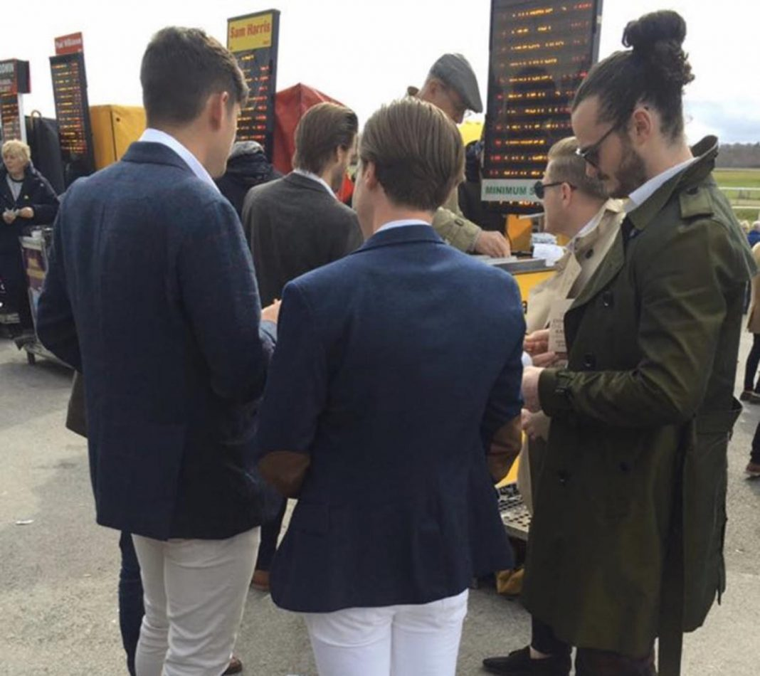 On-course bookmakers will be back on tracks