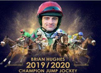 Brian Hughes announced as National Hunt Champion jockey