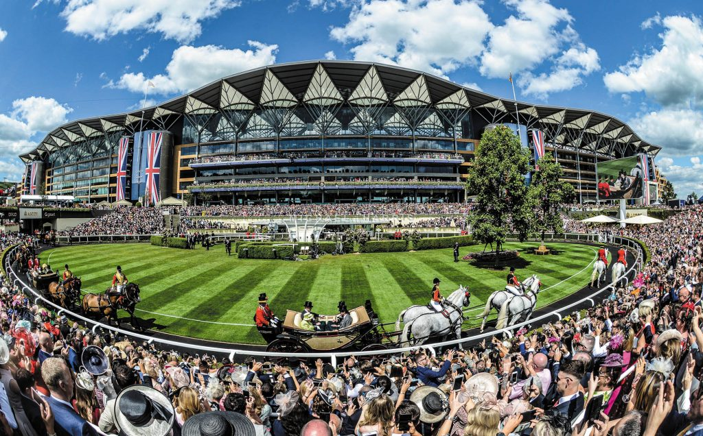 Royal Ascot to take place behind closed doors?