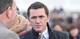 Retired jockey AP McCoy