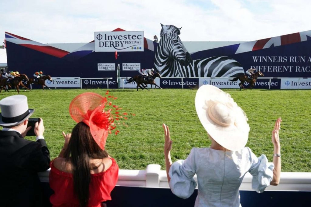 The behind closed doors Derby and Oaks at Epsom will go ahead on the same day