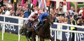 Can Pinatubo maintain his unbeaten record and win the first Classic of the new flat season?