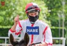 Tom Marquand, one of British racing's rising stars