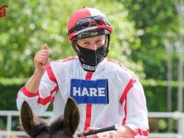 Tom Marquand, one of British racing's rising stars
