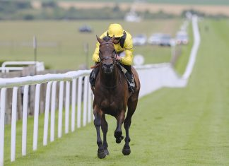 Country under James Doyle takes the opening race of the day_Twitter