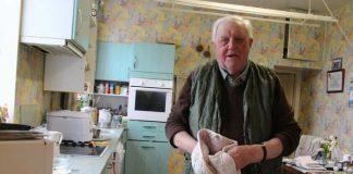 VETERAN MICK, 89, LOOKING FOR CHEF