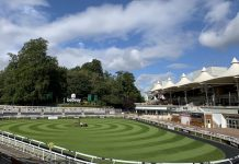 Racecourses and bookmakers in England scheduled to re-open on April 12