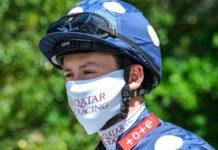 Oisin Murphy has won the British Flat jockeys' championship for a third consecutive season