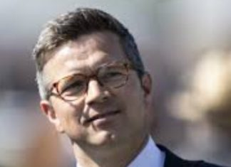 Roger Varian saddled fromthehorsesmouth.info selection Spanish City placed in Ayr Gold Cup.