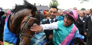 History beckons for Frankie Dettori and Enable in Arc de Triomphe.