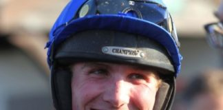Jockey Harry Cobden: rode fromthehorsesmouth.info winning tip The Brothers.