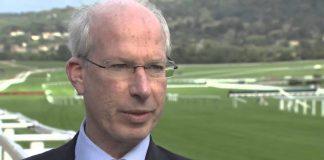 Ian Renton, The Jockey Regional Director for Cheltenham and the South West.